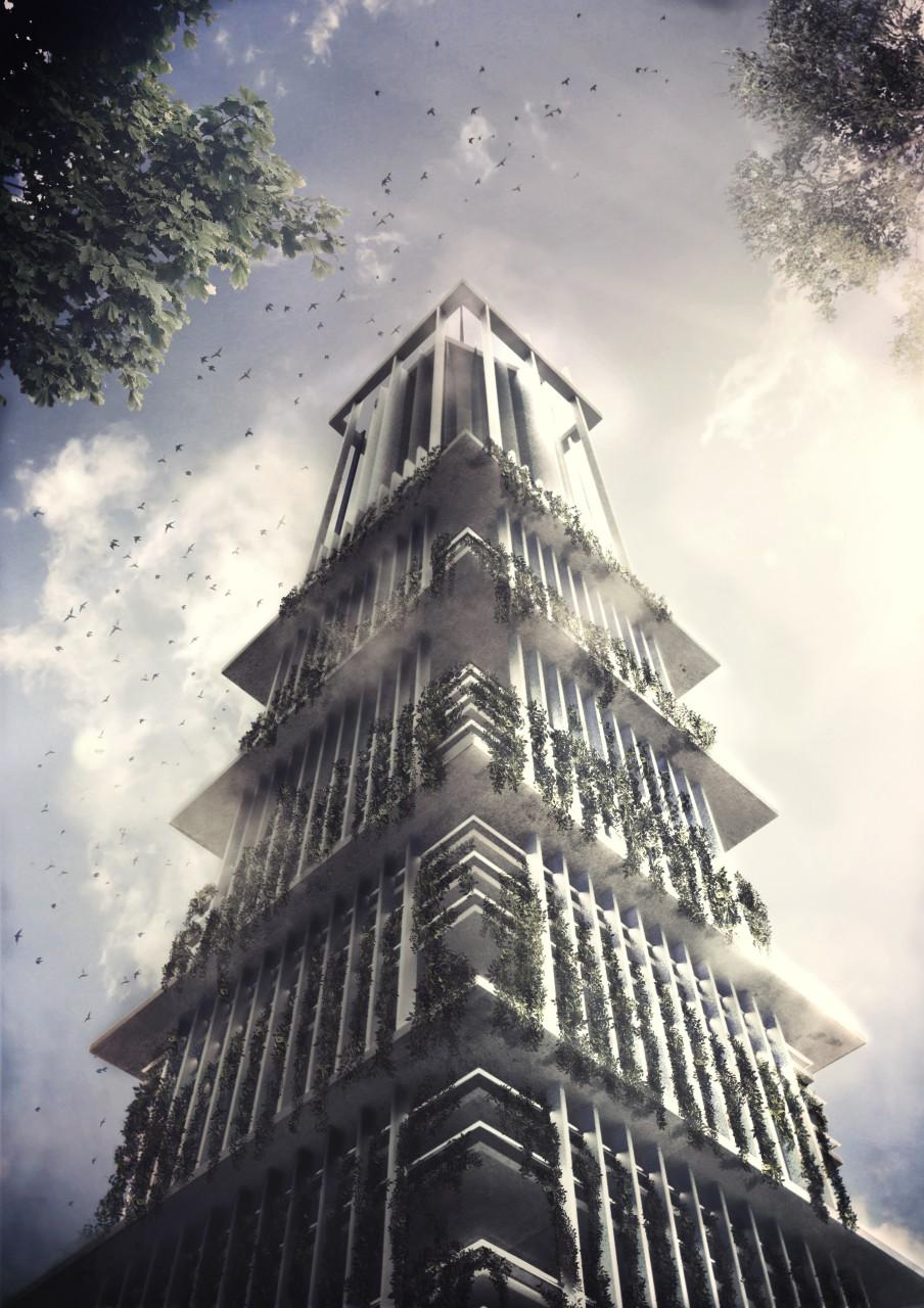 6 Torre Base