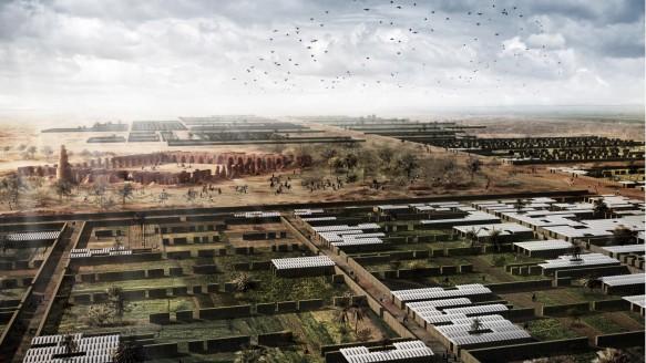 Samarra Masterplan – Iraq