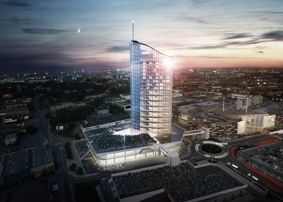 VenusVenis Tower
